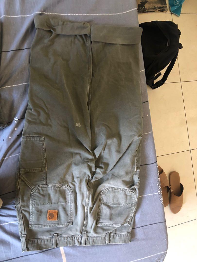 Carhartt 工褲