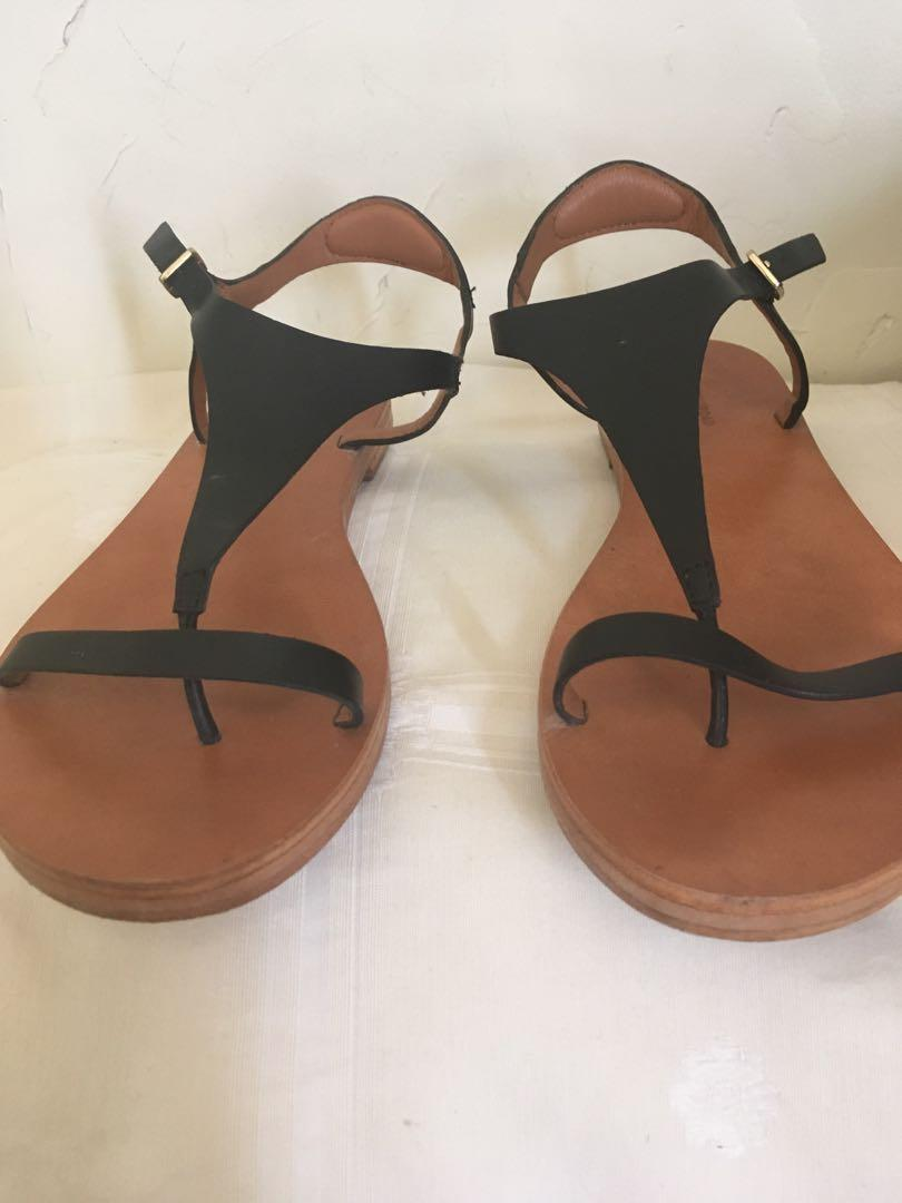 Country Road Leather Sandles