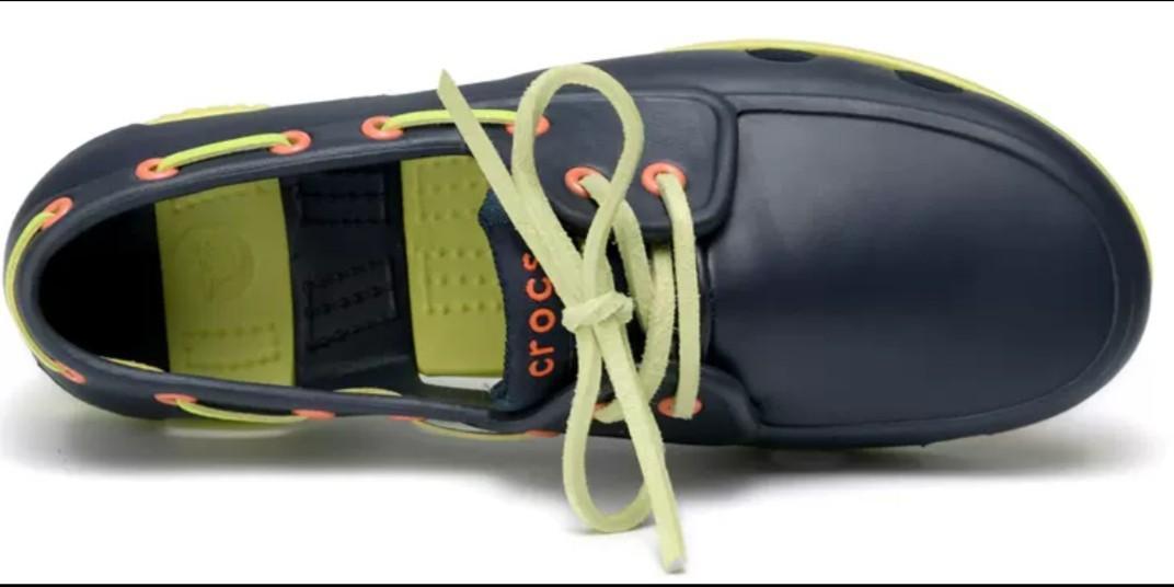 Crocs rubber loafer