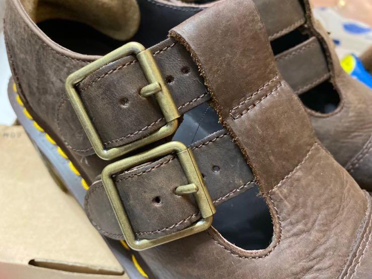 Dr. Martens瑪麗珍皮靴