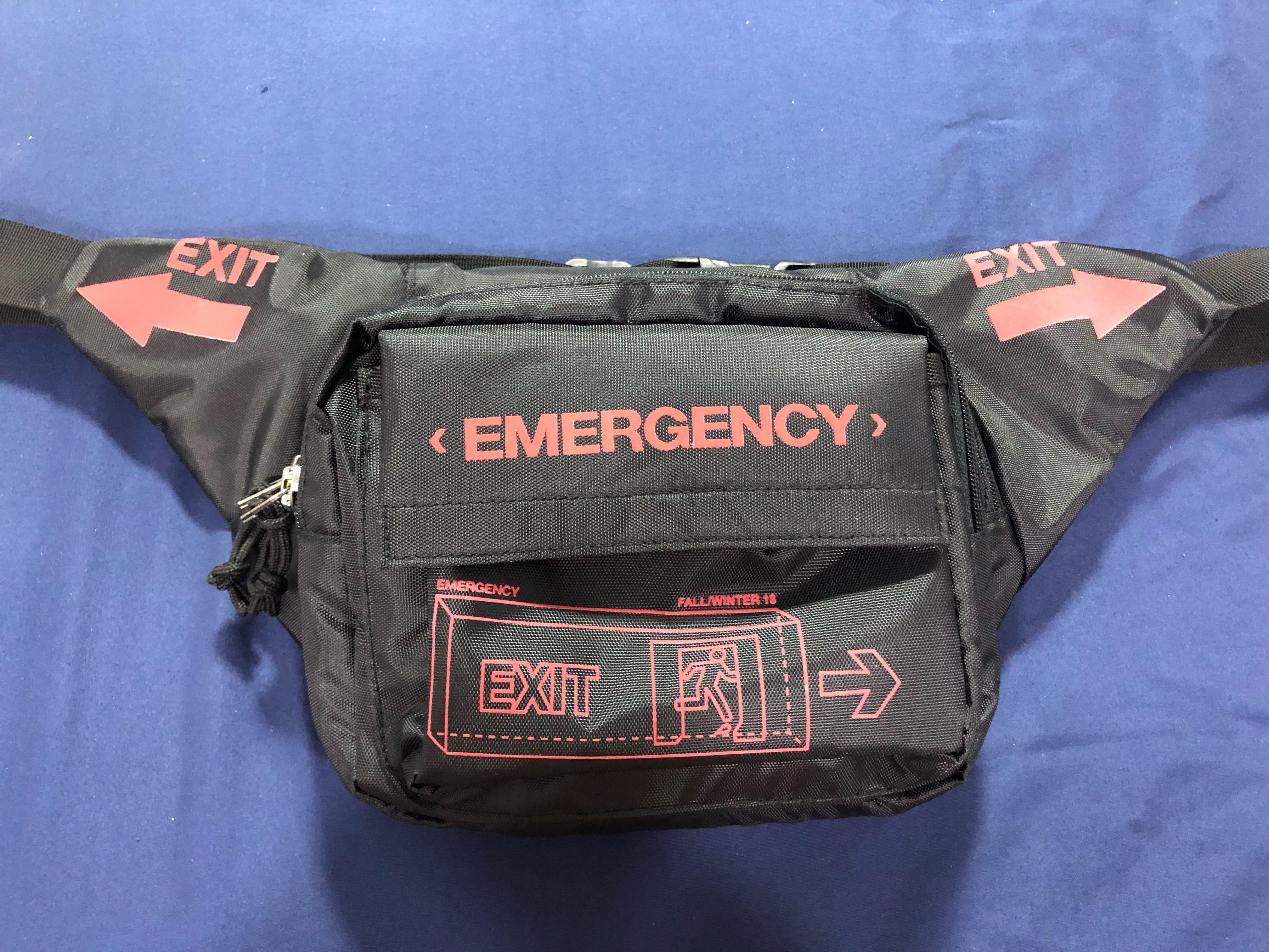 DVRK EMERGENCY 腰包