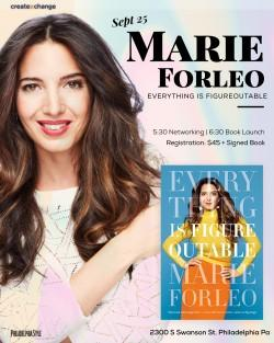 Everything is Figureoutable by Marie Forleo eBook Pdf. The No. 1 Best Selling Book in NY
