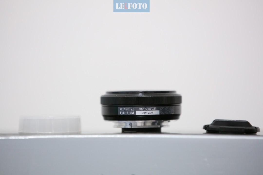 Fuji 27mm F2.8