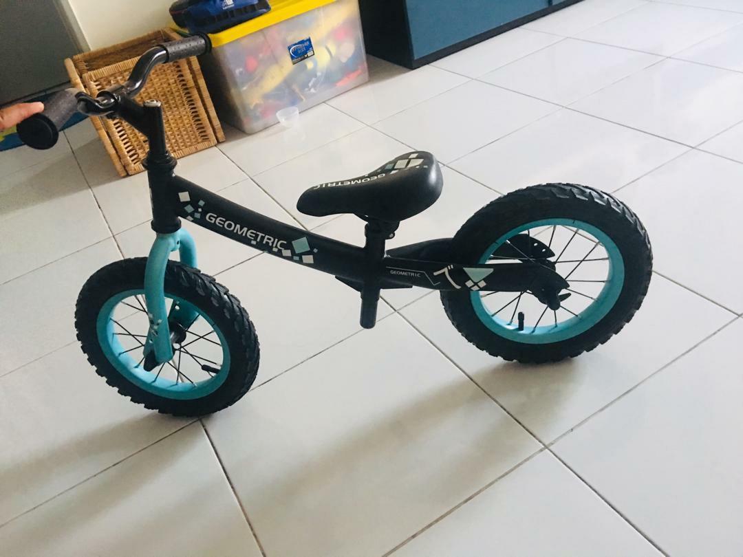 Geometric Kids Push Bike 7