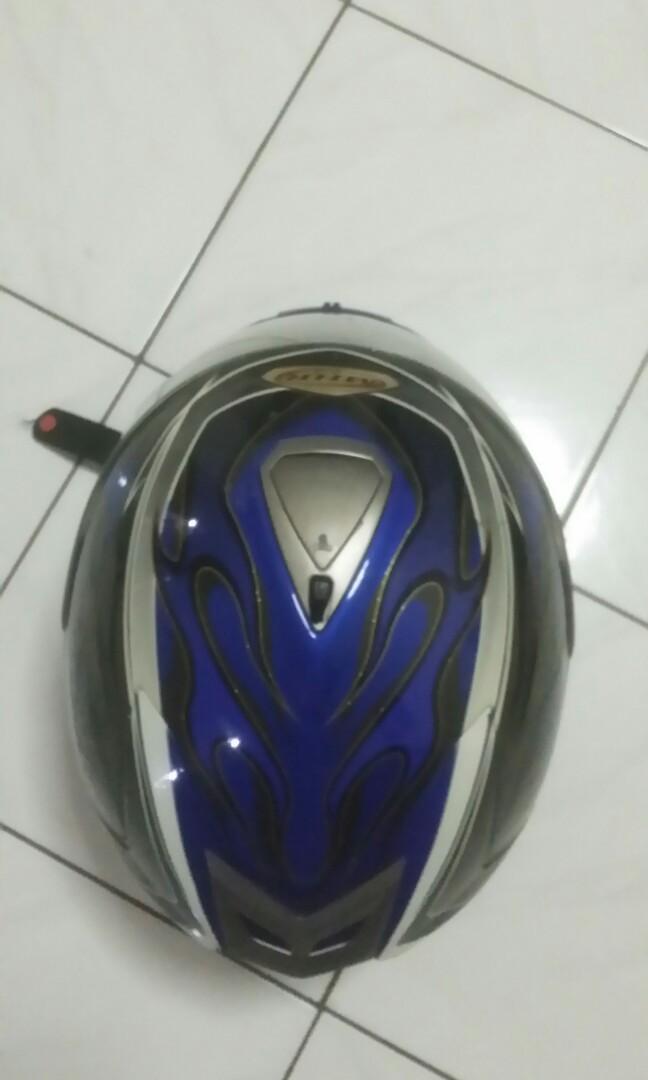 Helmet Full Face MHR