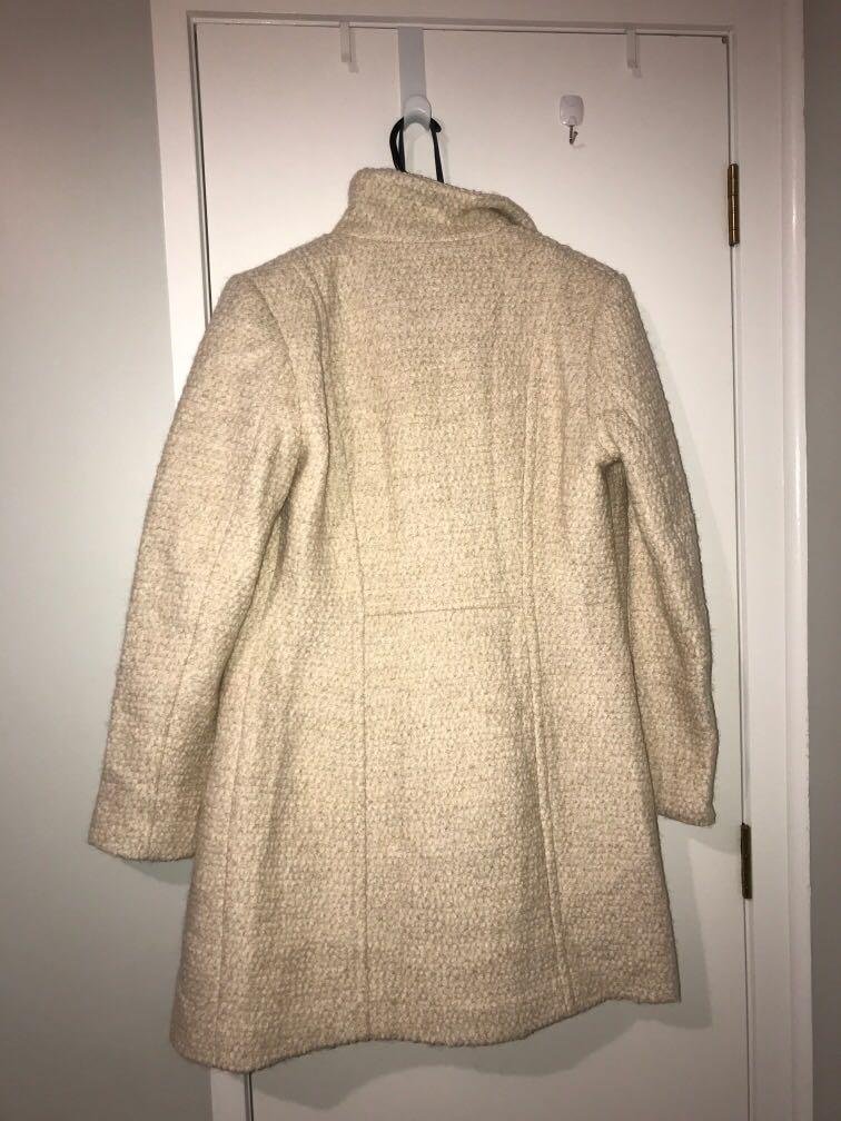 H&M Short Wool Blend Coat
