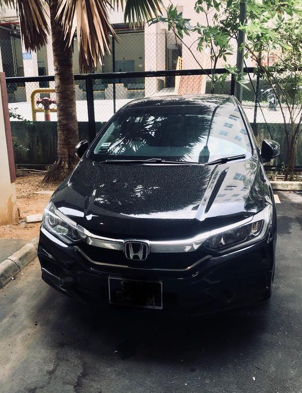 Honda Grace 1.5 LX (A)