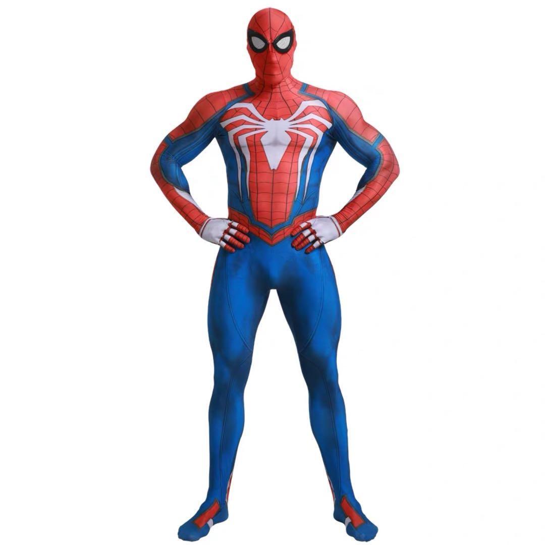 [INSTOCK] PS4 Spiderman Suit Costume