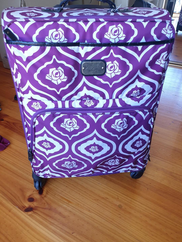 ISABELLA FIORE Medium Size Luggage