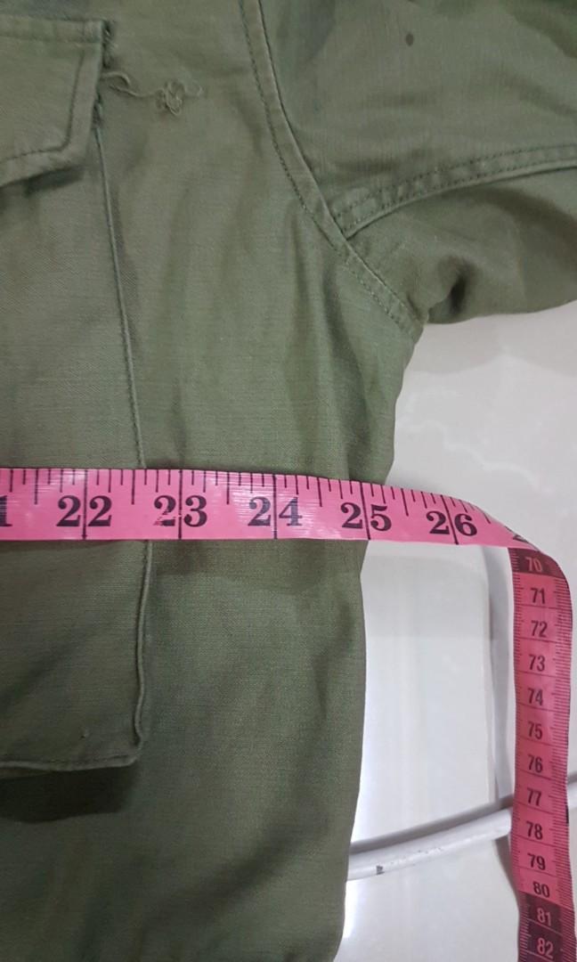 Jacket Parka M65 USA