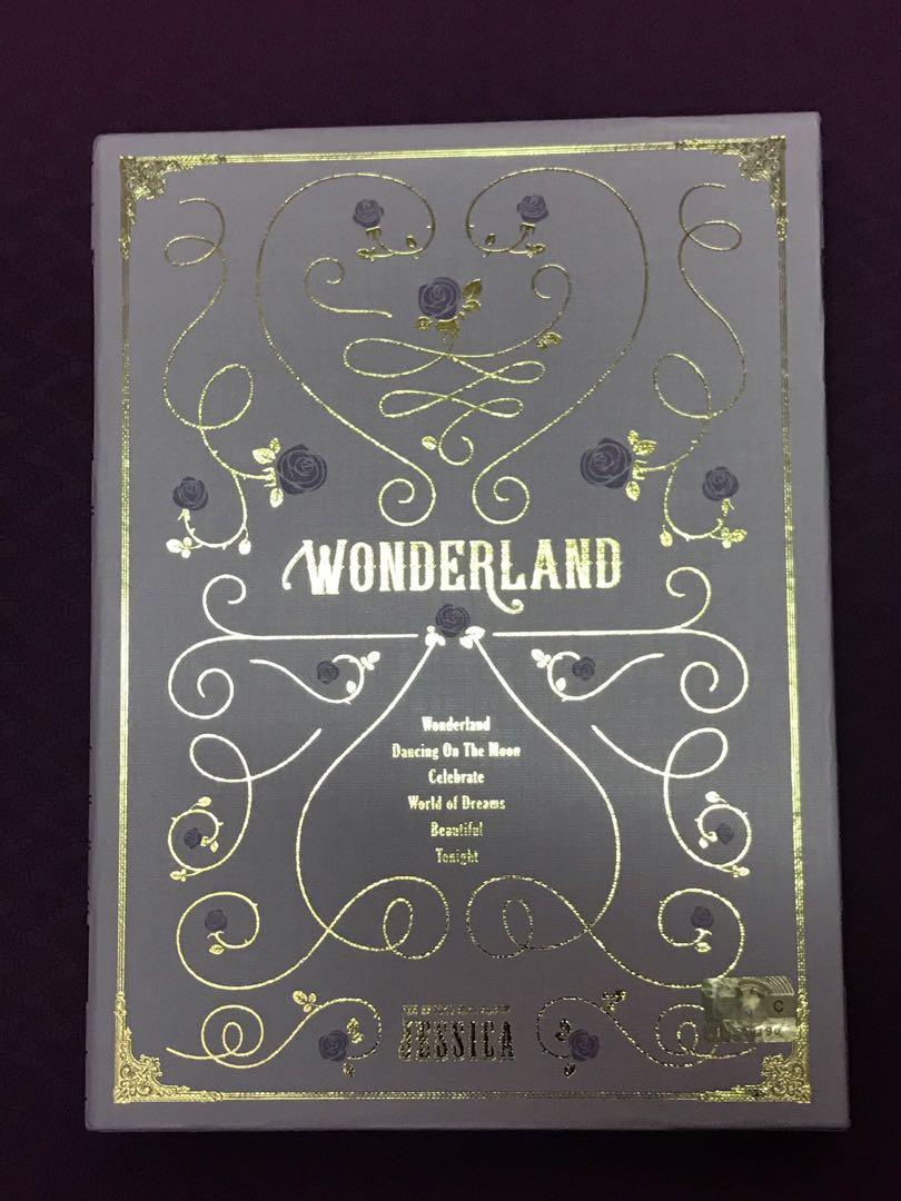 Jessica - wonderland