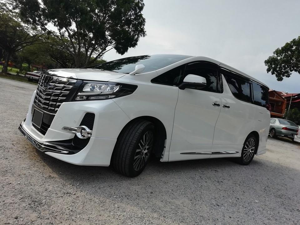 Kereta Sewa Murah Alphard / Vellfire, MPV Car Rental Cheapest in Town
