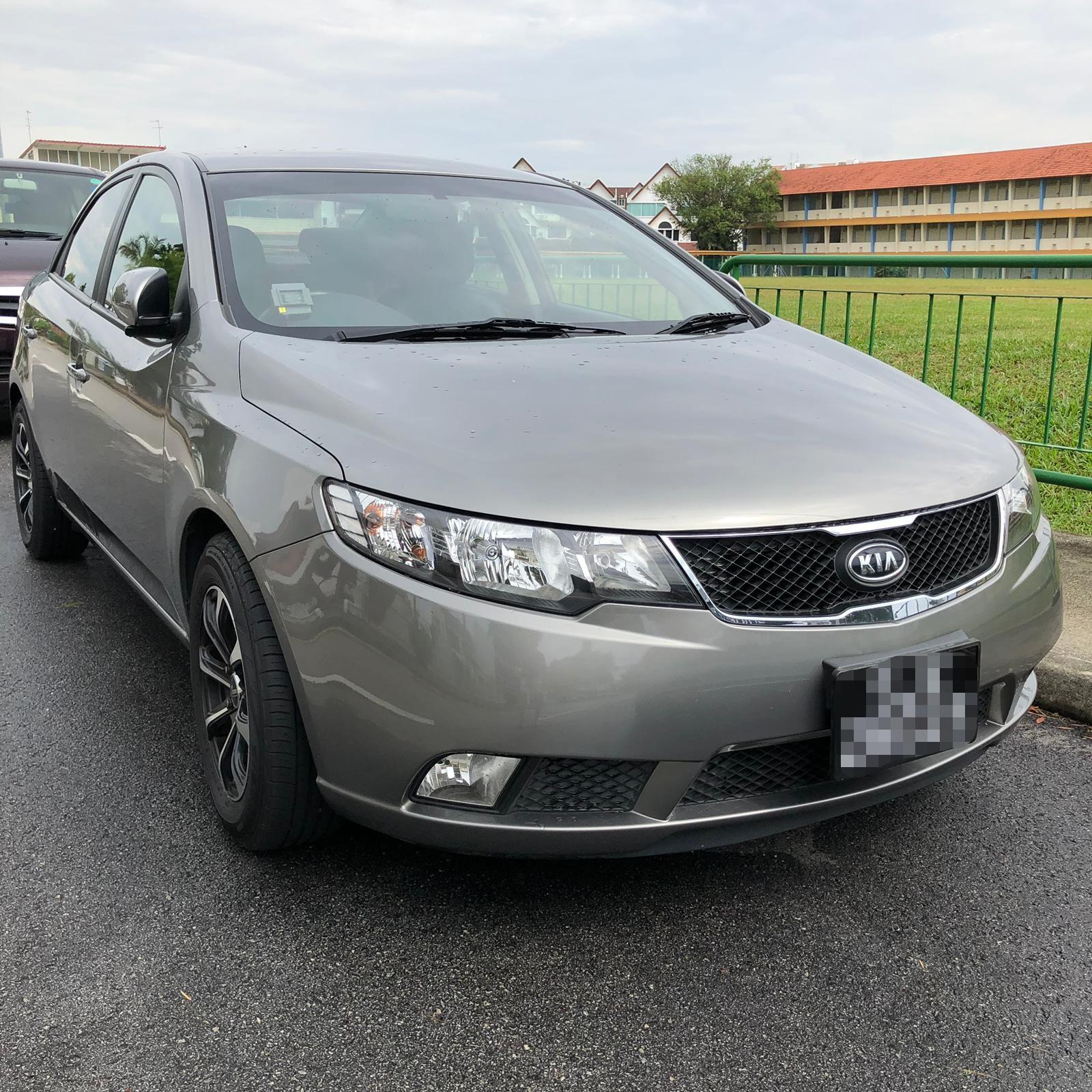 KIA Cerato Forte 1.6A For Rent