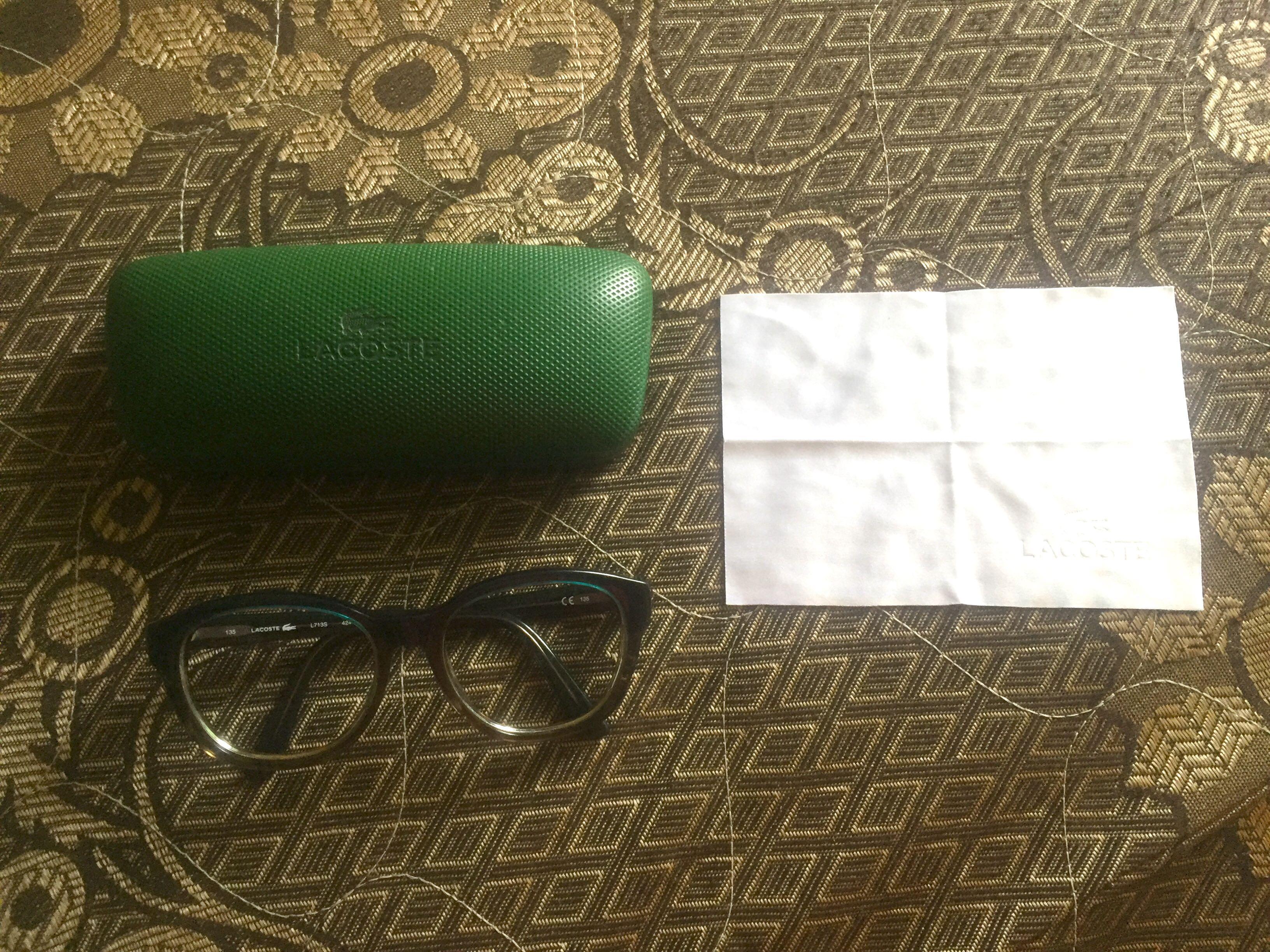 Lacoste eyewear eyeglasses