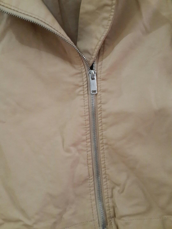 Leather jacket (jaket kulit) pull & bear original