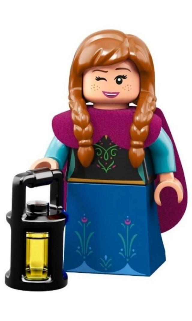 (WTS/WTT) LEGO Disney Series 2 Minifigure 71024 ANNA (Accept Trades as well)