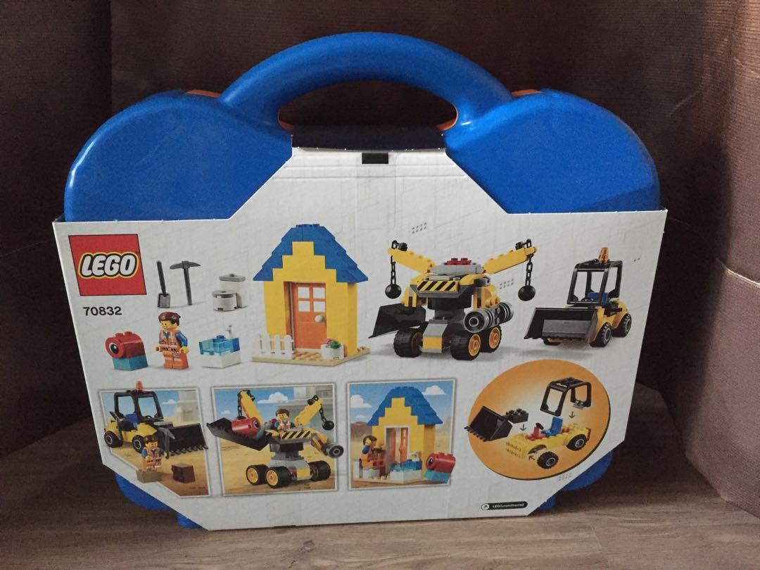 Lego Movie2 - Emmet's Builder Box (70832)