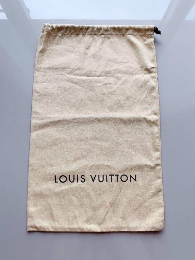Louis Vuitton Dustbag