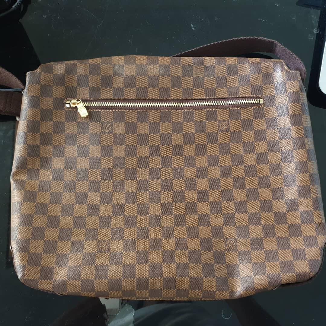 Louis Vuitton Original Brown Damier Canvas Ebene Brooklyn MM France