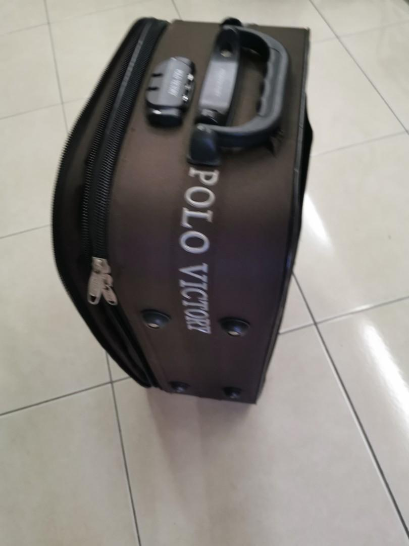 Luggage without wheels