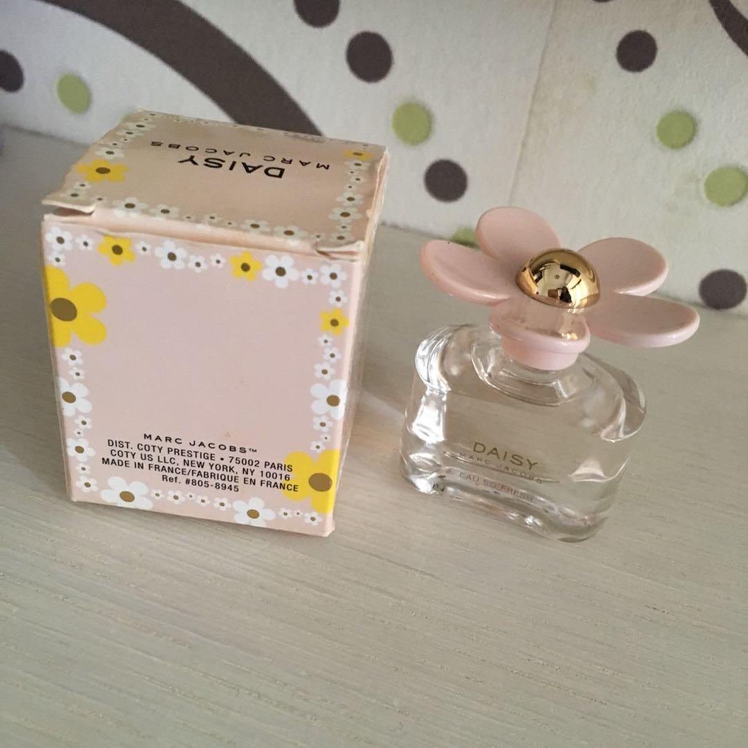 Marc Jacobs Daisy  Perfume 香水4ml