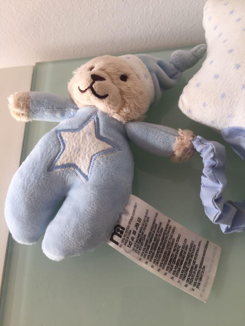 Mothercare Musical Bedtime Bear #MRTRaffles