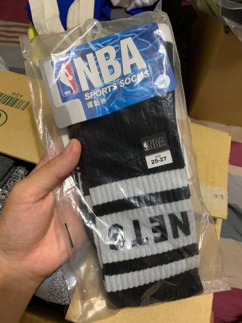 NBA運動長襪