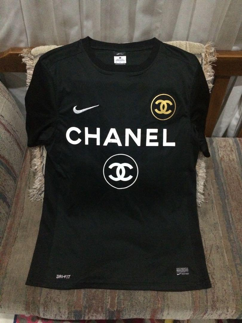 "Nike x Chanel ""Coco no 5"" Extremely Rare Jersey"