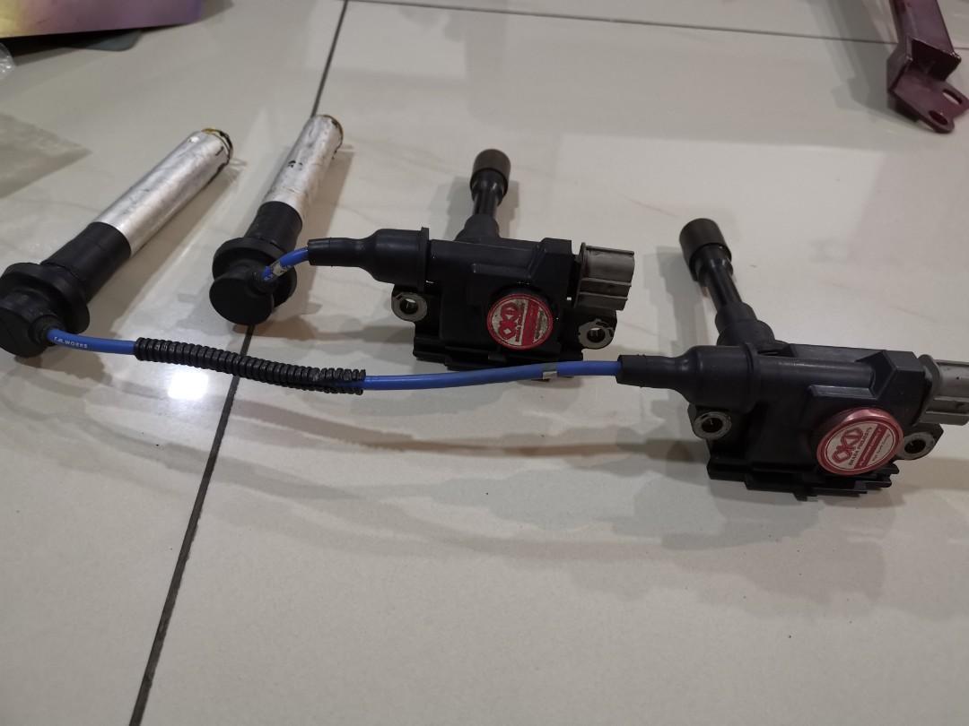 OKD Performance Plug Coil Set for Suzuki Swift