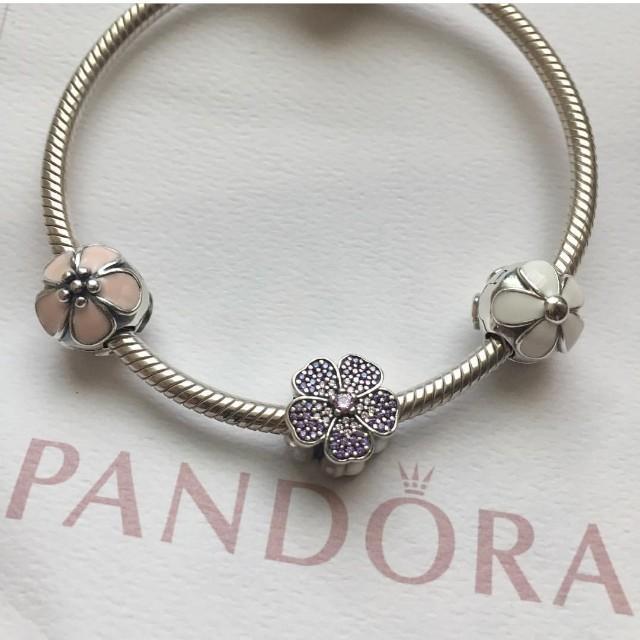 Pandora Daisy Bracelet Set