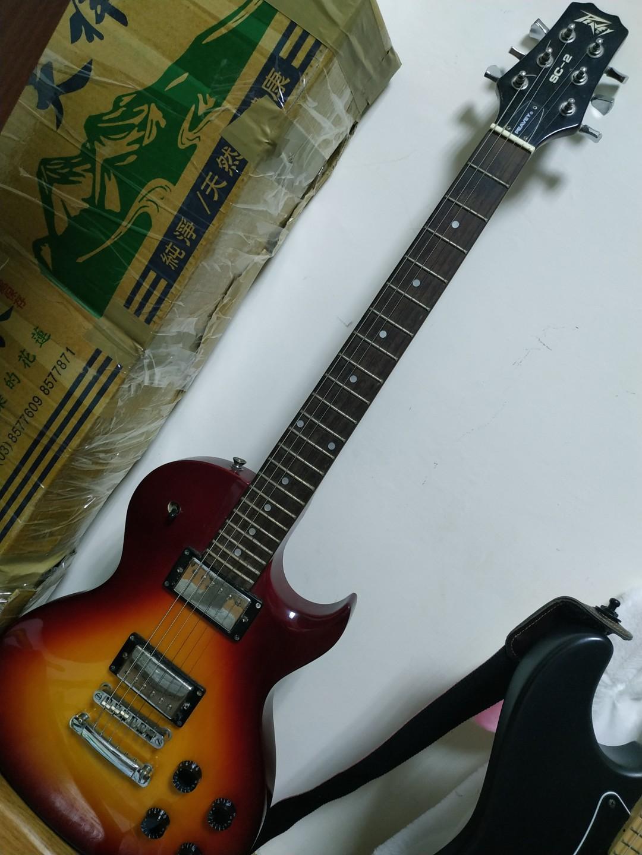 Peavey sc-2 電吉他