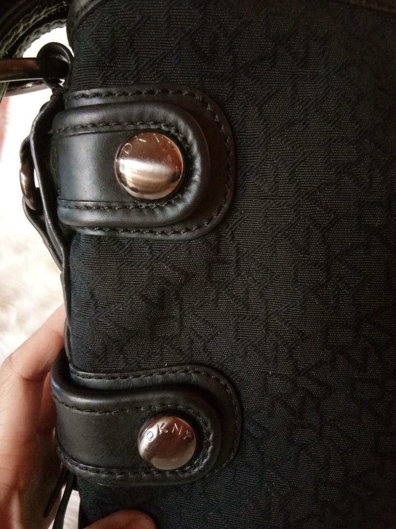 Preloved DKNY Shoulder Bag Authentic #visitsingapore #prelovedwithlove