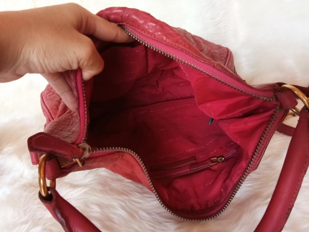 Preloved Marc Jacob Sling Shoulder Bag Authentic #visitsingapore #prelovedwithlove