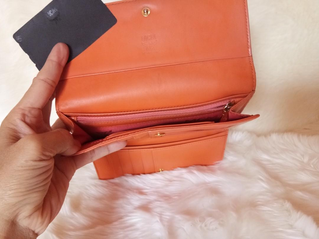 Preloved MCM Wallet Authentic #visitsingapore #prelovedwithlove