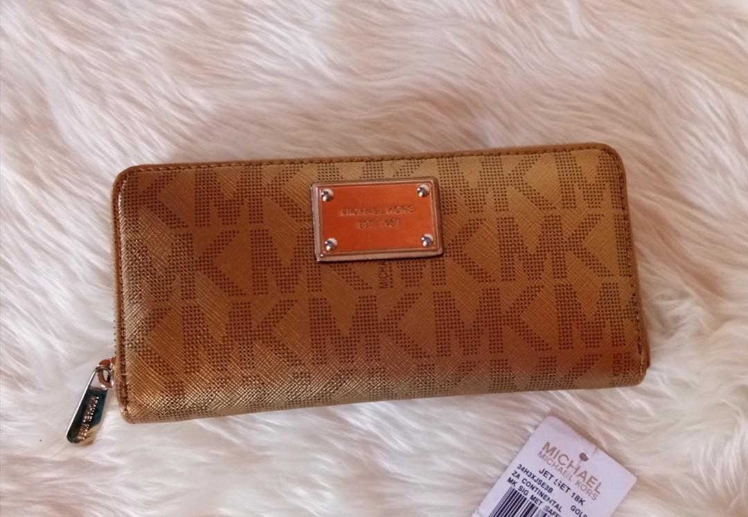 Preloved Michael Kors Wallet Authentic #visitsingapore #prelovedwithlove