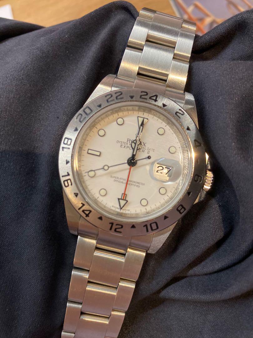 Rolex 16570 G Serial