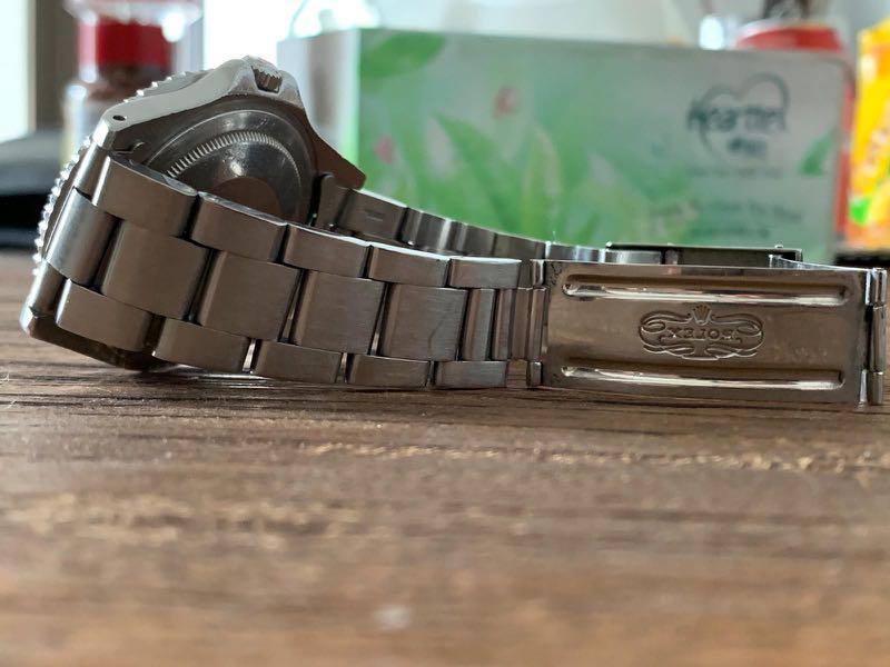 Rolex 1675 GMT Mk4