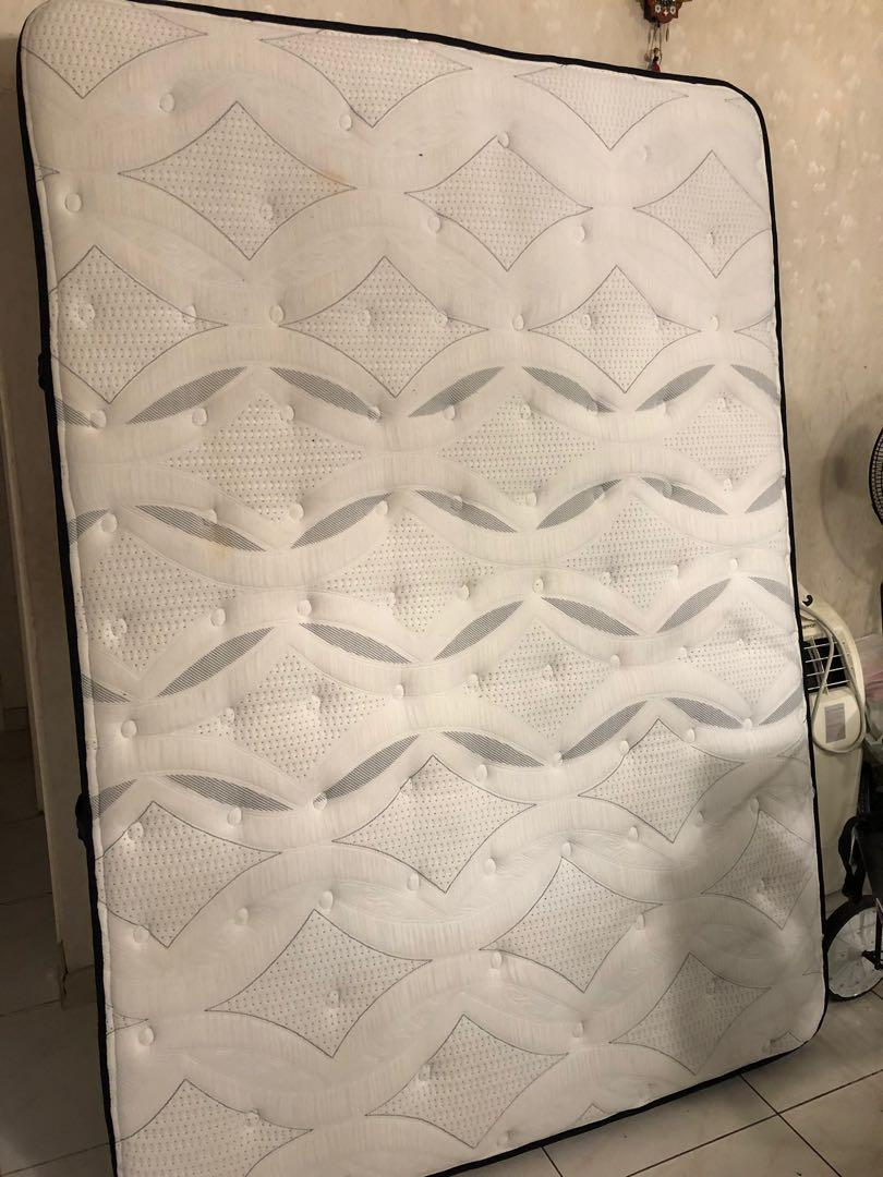 SELLING SEALY POSTUREPEDIC MATTRESS DOUBLE/FULL-FIRM