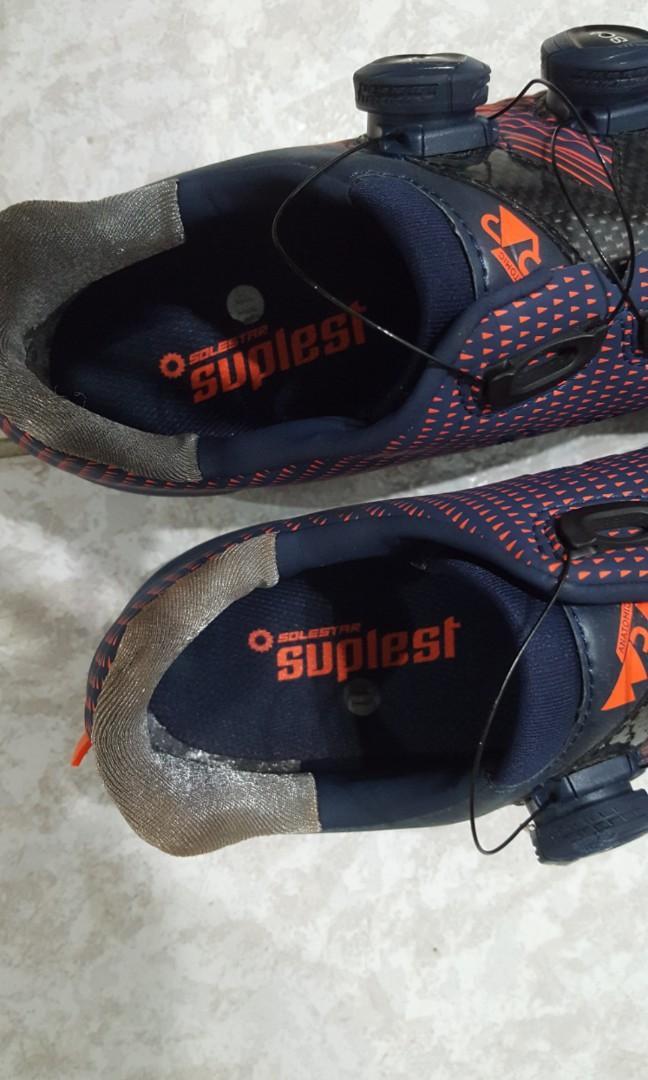 suplest 卡鞋 41號 8成新 2018限定色