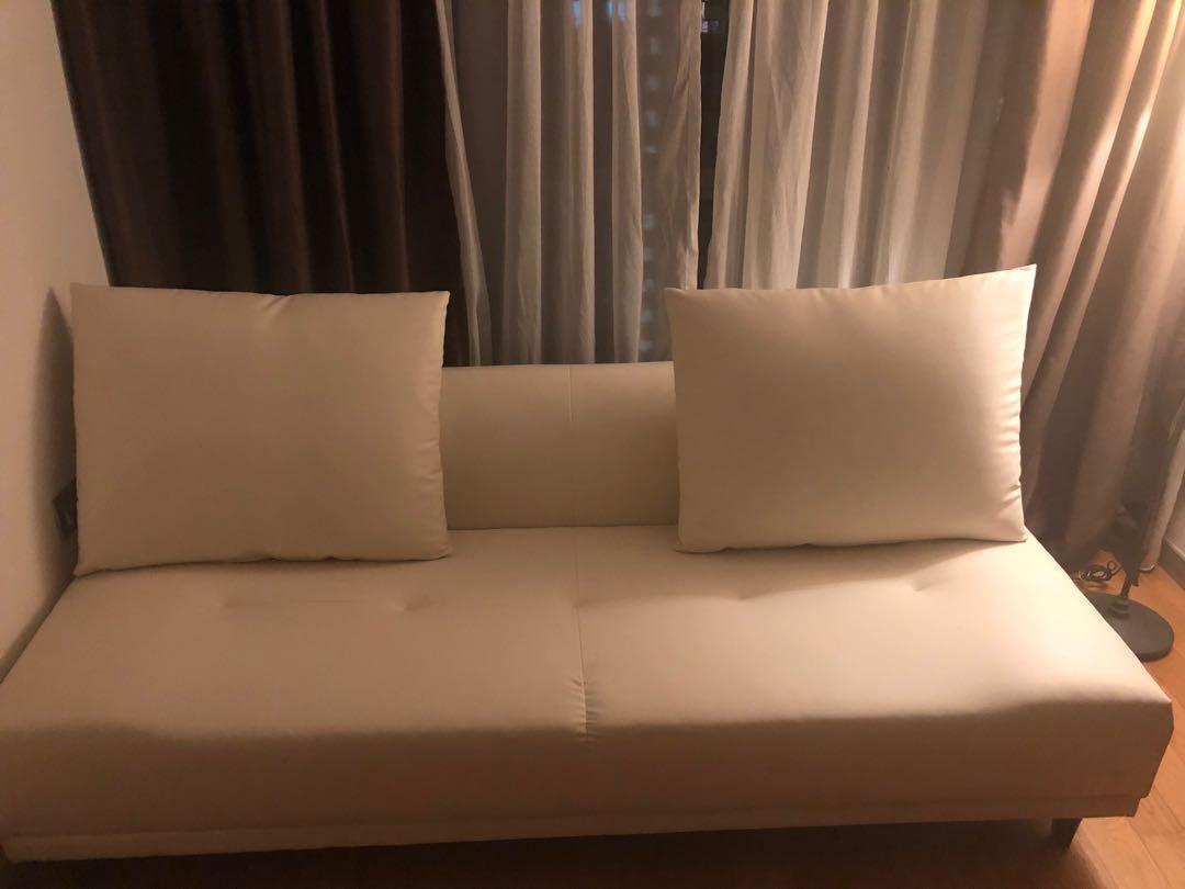 Sofa Bed @ resale- 3 seater-almost new condition