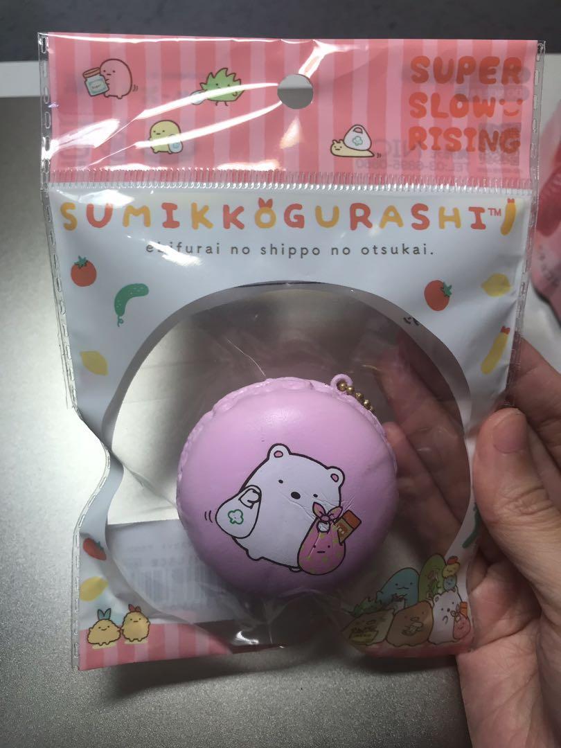 INSTOCK Sumikko Gurashi Macaron Squishy