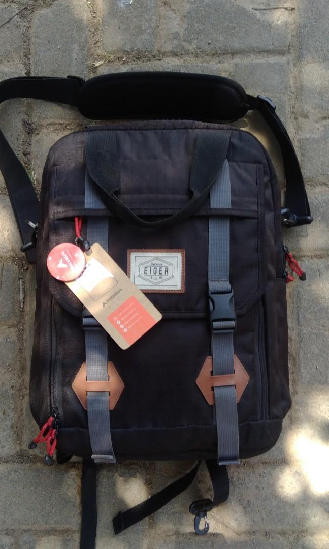 Backpack eiger (ada di shopee)