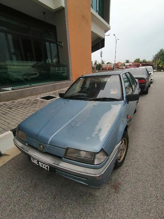 TIP TOP Condition 1993 Iswara 1.3 5gears (M) for sale