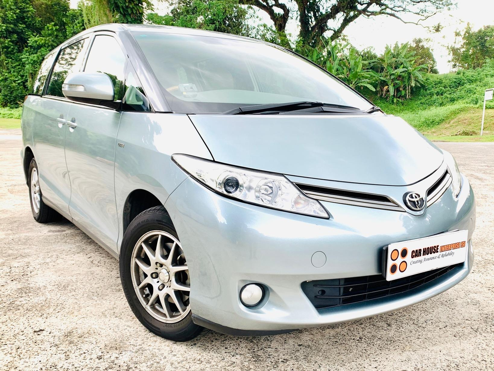 Toyota Previa 2.4A 7 Seaters
