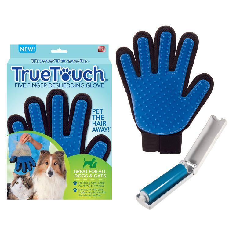 True touch pet glove