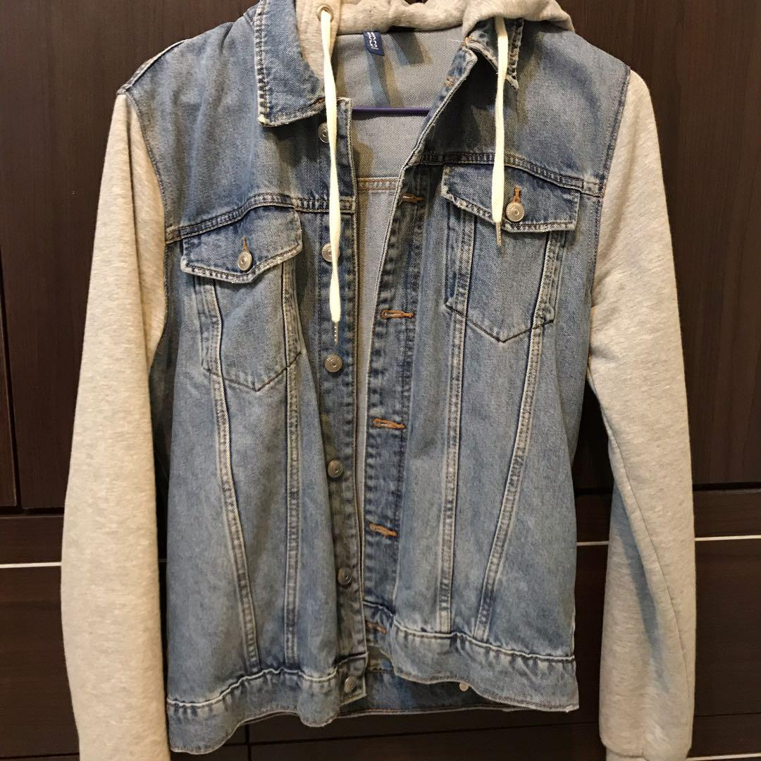 H&M 牛仔外套
