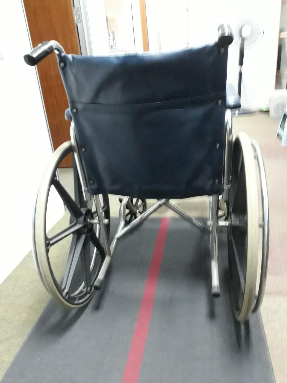 Wheelchair (foldable)