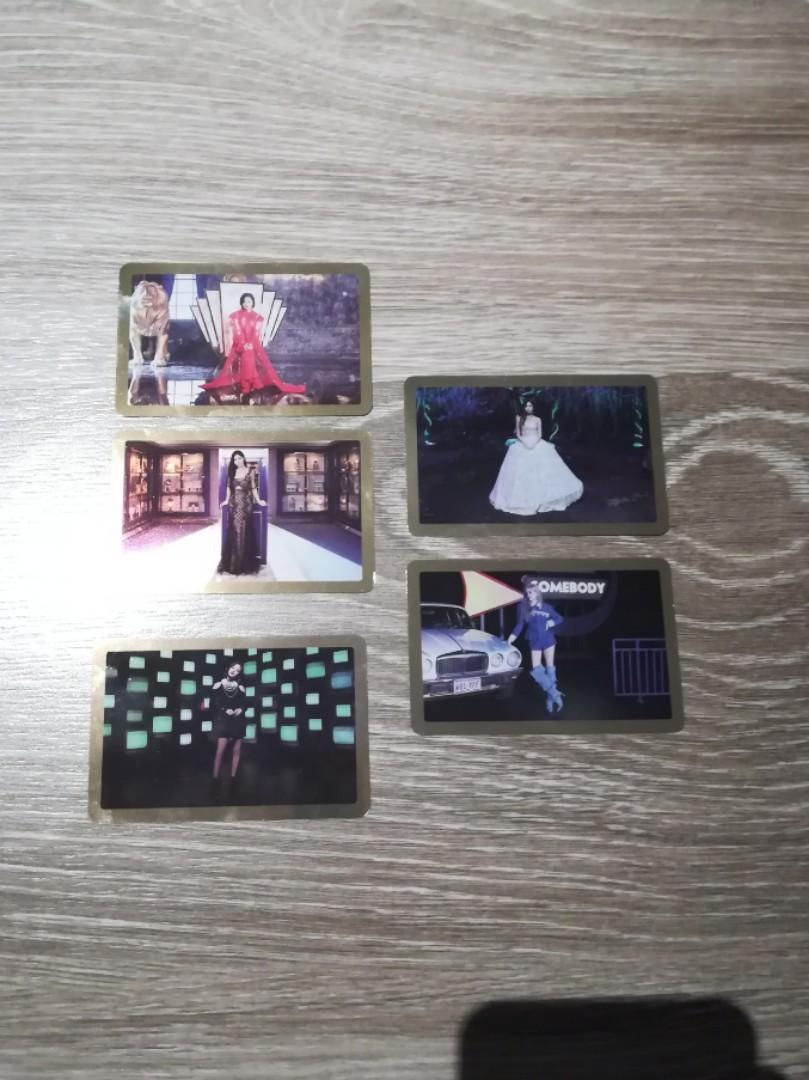 WTT WTS Twice Feel Special Photocards and gold card