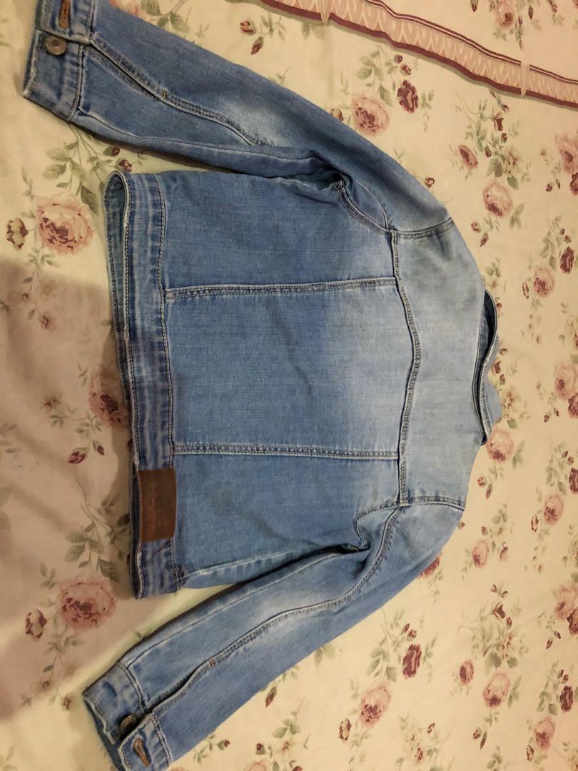 Zara jaket jeans