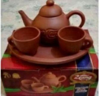 Tea set tsnah liat